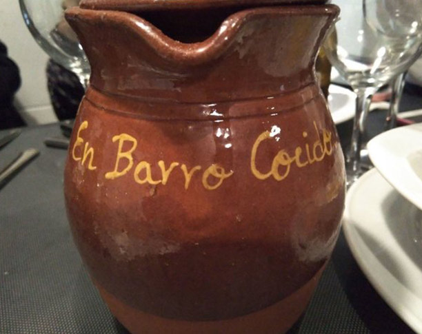 cocido completo en Segovia