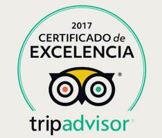excelencia tripadvisor 2017